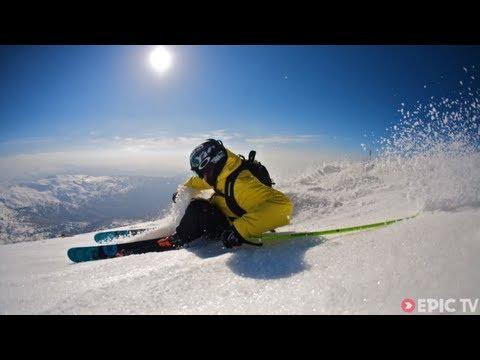 מסע סקי מדהים בהרי לבנון