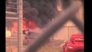 Fireball Roberts Crash May 1964 Charlotte