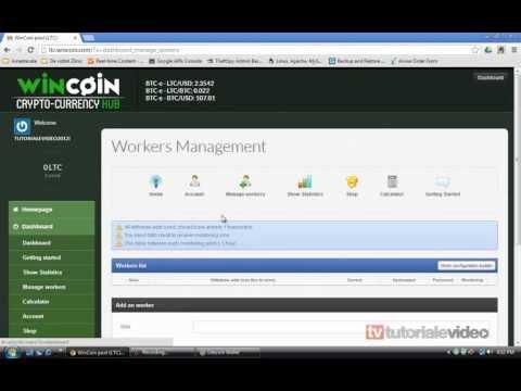 Principiul de lucru bitcoin