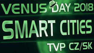 Inteligentné mestá - Venus deň