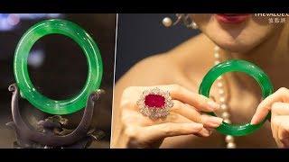 Imperial Jade Bangle