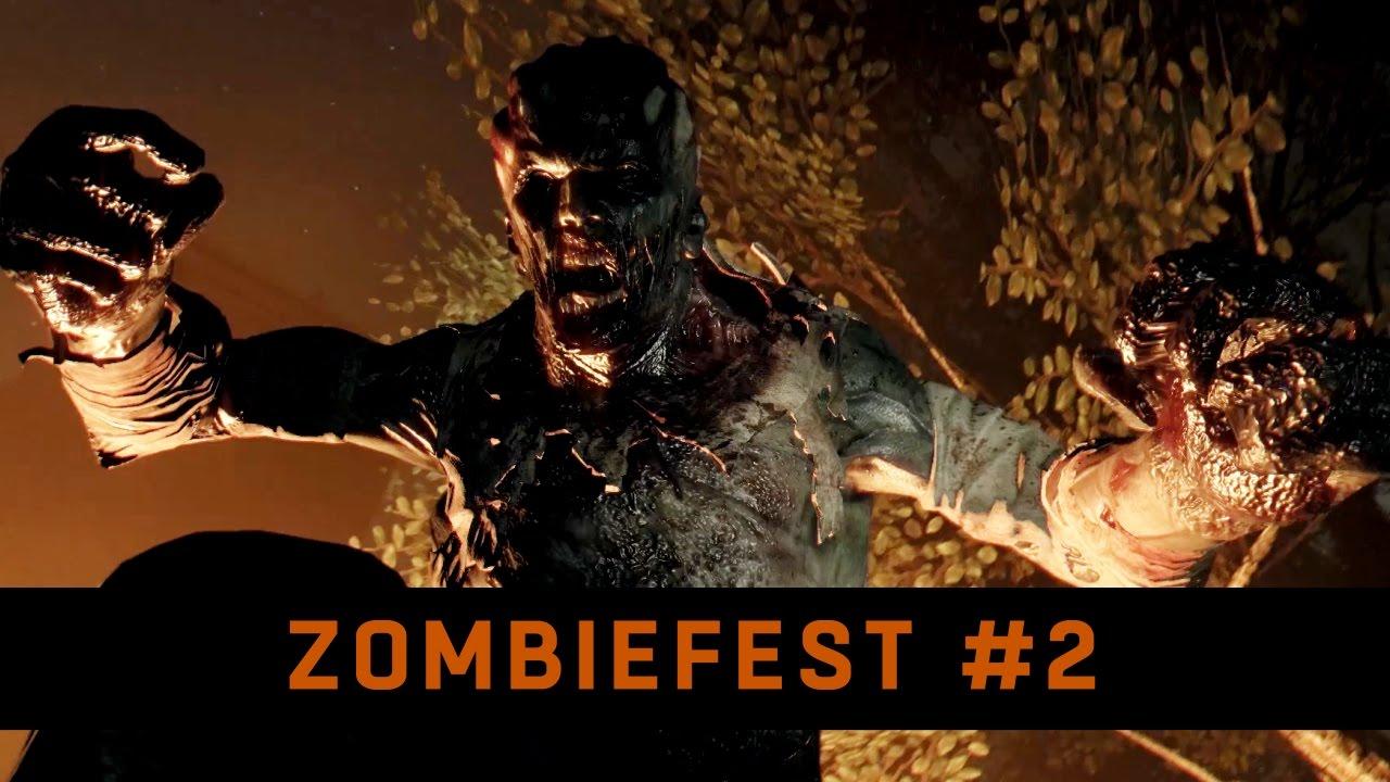 Dying Light - Zombiefest #2 Community Bounty