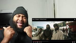 Sjava   Abangani   Ft Emtee & Saudi | REACTION