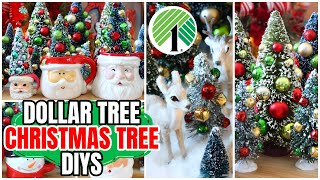 DOLLAR TREE CHRISTMAS TREE DIYS * PLUS ALTERNATIVES