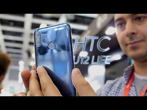 Video over HTC U12 Life
