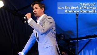 """I Believe"" from BOOK OF MORMON performed by Andrew Rannells"