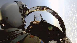 The Intense Dogfight Between A U.S. Pilot And An Iraqi MiG