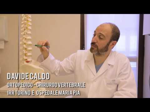 Trattamento della sindrome collo e della spalla in osteocondrosi