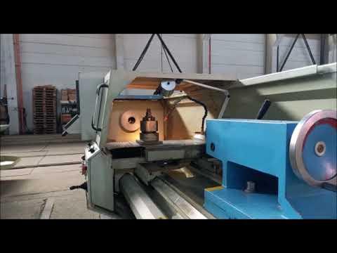 CNC-Drehmaschine SCHÜBEL / LERNSTATT MT 630 CNC 1999