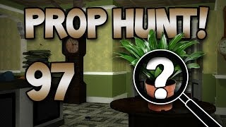You Blocked Your Exit! (Prop Hunt! #97)