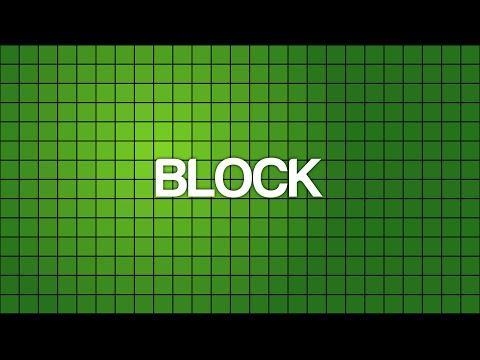 DIN A4 Block - Test