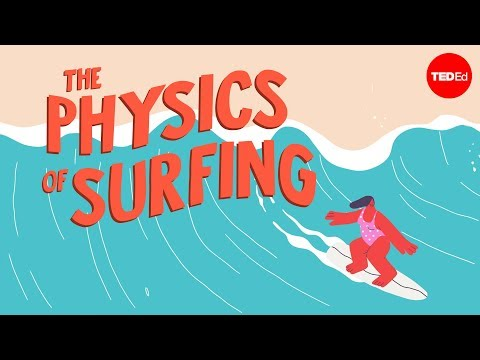 The physics of surfing – Nick Pizzo