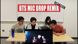 [APRICITY] Dancers React To BTS (방탄소년단) MIC Drop (Steve Aoki Remix)