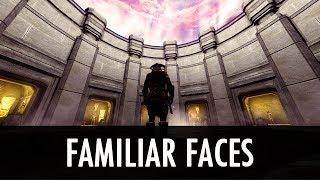 Skyrim Mod: Familiar Faces