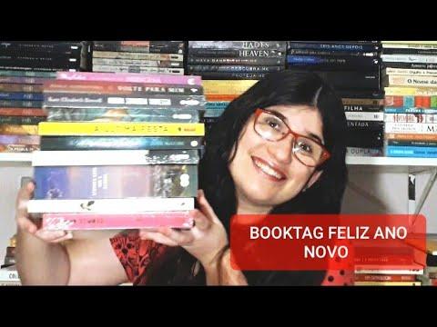BOOKTAG: FELIZ ANO NOVO (Original)