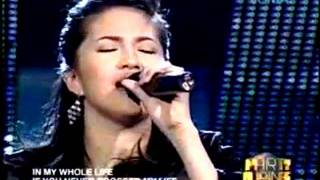 JULIE ANNE SAN JOSE - If you never crossed my life