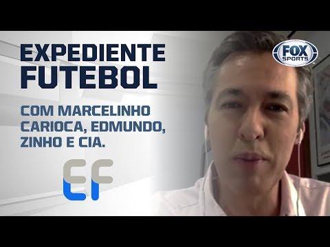 EXPEDIENTE FUTEBOL com Marcelinho Carioca, Edmundo, Zinho e cia.