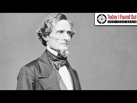 What Ever Happened to Confederate President Jefferson Davis?