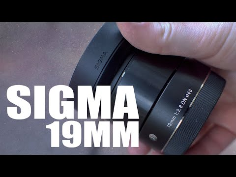 Sigma 19mm f/2.8 DN Lens Review – The Best Affordable Wide Angle Lens for E-mount?