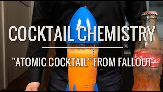 "Recreated - ""Atomic Cocktail"" from Fallout"