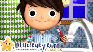Brush Your Teeth Song + More Nursery Rhymes & Kids Songs - Little Baby Bum | ABCs and 123s