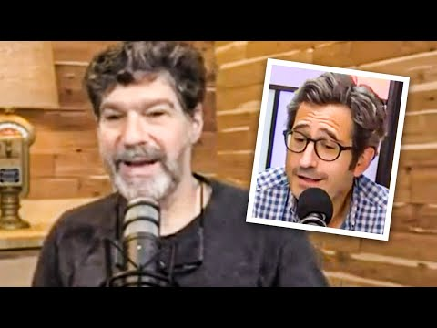 Bret Weinstein Owes Majority Report a HUGE Apology