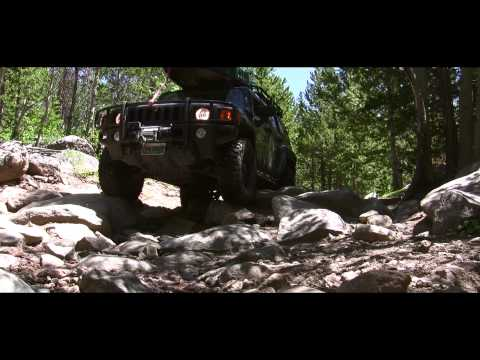 H3 Hummer Off-Roading Trip Video