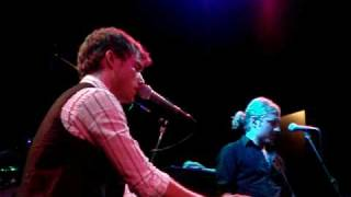 Jon McLaughlin 7/14/08 You Are The One I Love Bowery NYC