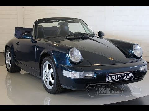 Video of '91 964 Carrera 2 - MF8W