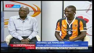 Zilizala Viwanjani: Bwana Peter Byegon ajishindia milioni thelathini na mbili kucheza Sportpesa