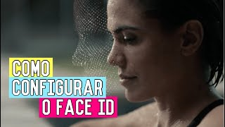 Como configurar o face ID no iphone x