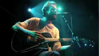 Now I'm Learning To Love The War by Father John Misty live in Paris @ La Flèche d'Or (08/06/2012)