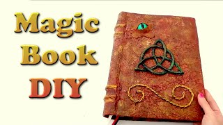 MAGIC BOOK OF SHADOWS DIY - Isa ❤️