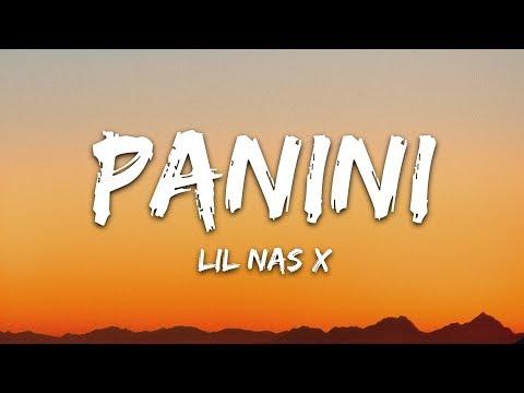 Lil Nas X -  Panini (Lyrics)