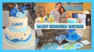 Baby Shower Decorations!