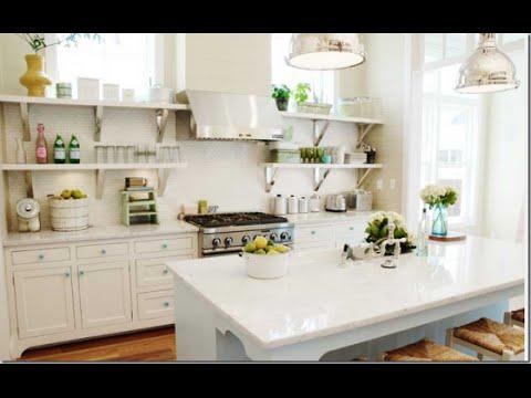Cómo Decorar una Cocina Pequeña con Repisas f0661b1dd318