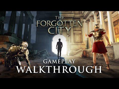 Walkthrough du jeu commenté de The Forgotten City