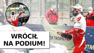 Robert Kubica na podium! Co cieszy, a co jeszcze trochę smuci? || Ósmy bieg #92