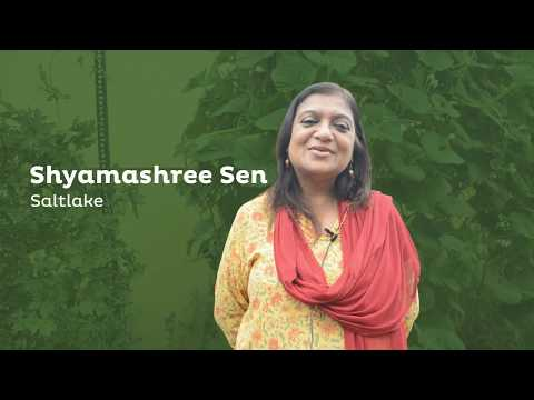 Urban Farming Stories With Shyamashree Sen at Kolkata | HariMitti