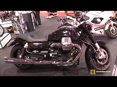 2015 Moto Guzzi California 1400 Custom - Walkaround - 2015 Toronto Motorcycle Show