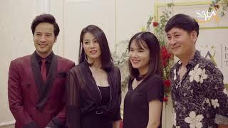 #Event SALATA #Diễn viên Đoàn Minh Tài cùng diễn giả MC Thi Thảo ra mắt Salata