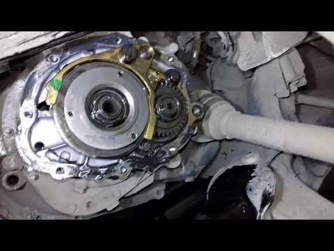 Вскроем МКПП на Peugeot 308. #АлексейЗахаров. #Авторемонт. Авто - ремонт