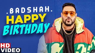 Birthday Wish | Badshah | Birthday Special | Latest Punjabi Songs | Speed Records