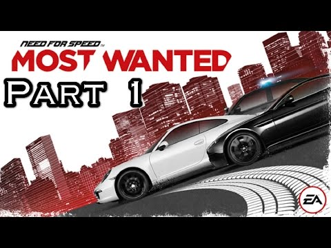 Gameplay de Need for Speed: Most Wanted
