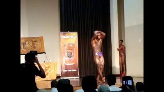 Mr.Schoolboy 2012 2nd - Shaquile Lavine