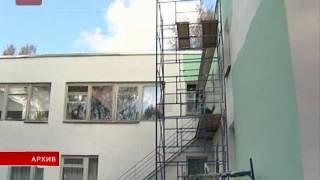 В образовательных учреждениях области начались плановые ремонтные работы