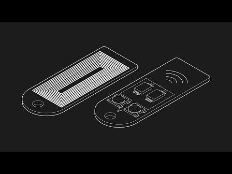 The NFC Key