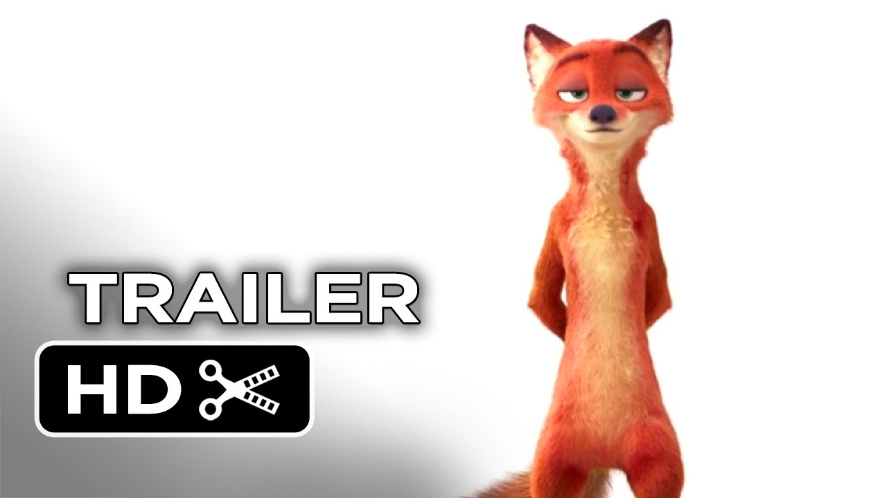 Zootopia Official Teaser Trailer #1 (2016) – Disney Animated Movie HD #Estrenos #Trailers