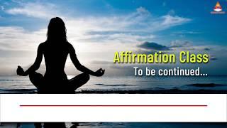 உங்கள் மனதை பிரபஞ்சத்துடன் இணைக்கும் மந்திரம்   Affirmation Class   Episode 2
