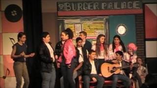 Rock and Roll Party Queen - Grease (school edition) - Hillsborough Middle School